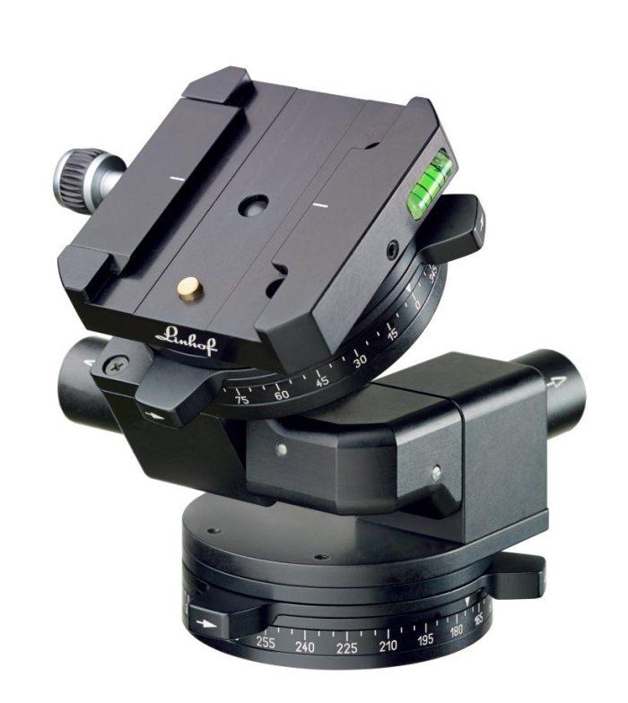 Linhof base de mise à niveau 3D 003666